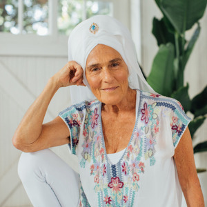 Gurmukh Kaur Khalsa's Online Workout Videos on Alo Moves