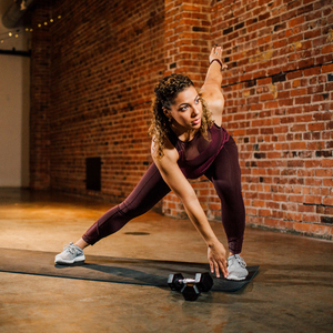 Jennifer Forrester's Online Workout Videos on Alo Moves
