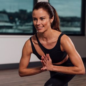 Andrea Taylor's Online Workout Videos on Alo Moves