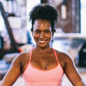Faith Hunter's Online Workout Videos on Alo Moves